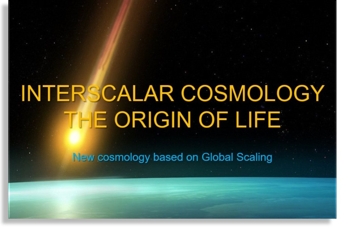 New Cosmology with Hartmut Müller